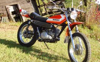 1972 SUZUKI TS250