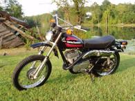 1974 HARLEY DAVIDSON SX175