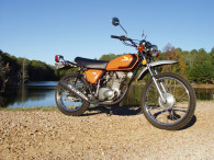 1974 HONDA XL175