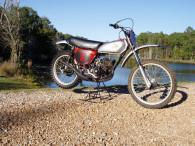 1975 HONDA CR125