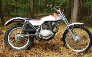 1975 HONDA TL25