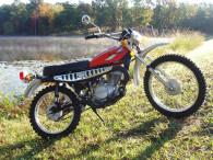 1975 SUZUKI TS185