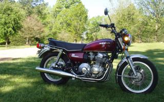 1976 HONDA 750AUTO