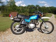 1976 HONDA XL250