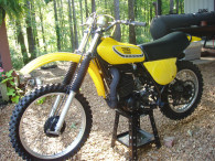 1976 YAMAHA YZ250C
