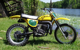 1978 SUZUKI RM250C