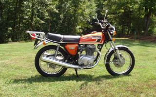 HONDA 1974 CB360